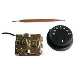 LOT DE 5 THERMOSTAT 0/90 3DS+MANETTE - 145