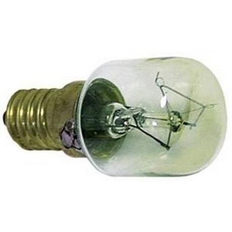 359-LOT 10 LAMPE FOUR E14 25W220V