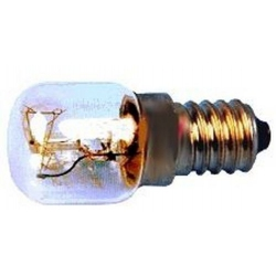 LAMPE DE FOUR E14 PAR LOT DE 10 15W ORIGINE