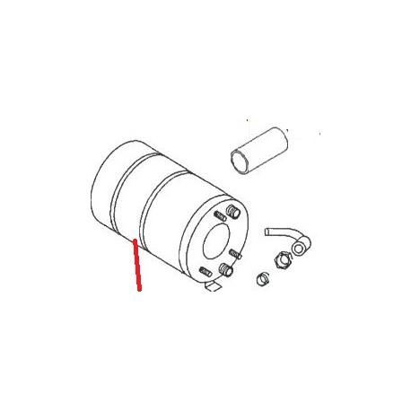 BOILER INOX GEMINI/PROGRAM 25 ORIGINE ARISTARCO - NEQ605
