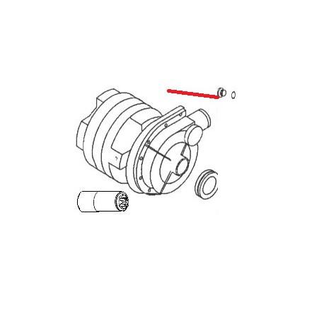 BOUCHON RAMPE / RIN M13 ORIGINE ARISTARCO - NEQ619