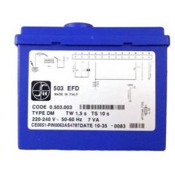 BOITIER DE COMMANDE EFD503 - TIQ70891