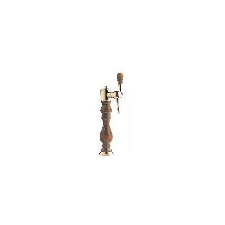 NEUVILLETTE CHROME SCEAU ROSE - O6988