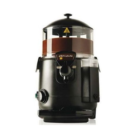 CHOCOLATE MAKER 5L BLACK CHOCOLADY 230V GENUINE - PUQ65