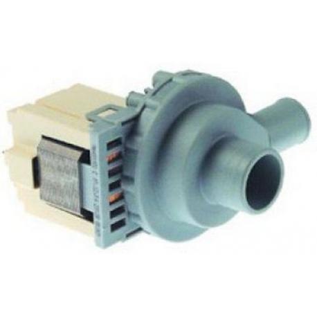 POMPE VIDANGE 25W 230/240V AC 50HZ 0.2A ENTREE 30MM - TIQ70250