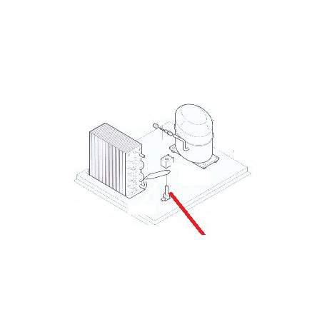 COMPRESSEUR 15/25 230V R22 ORIGINE RANCILIO - OEQ687