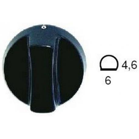 MANETTE ROTATIVE 64MM NEUTRE ORIGINE AMBACH - TIQ7129