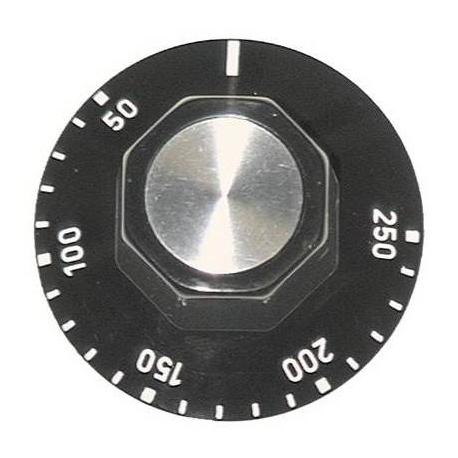 MANETTE ROTATIVE 50MM 50-250ØC - TIQ7143