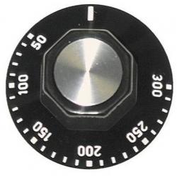 MANETTE NOIRE DIAM50MM 50-300ø