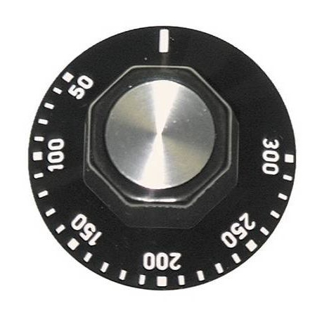 MANETTE NOIRE DIAM50MM 50-300ø - TIQ7144