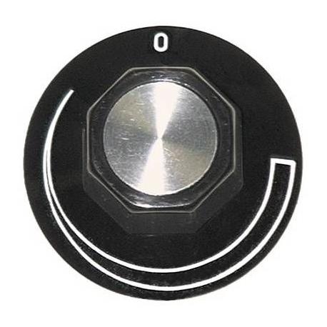 TIQ7257-MANETTE ROTATIVE 50MM 51-55