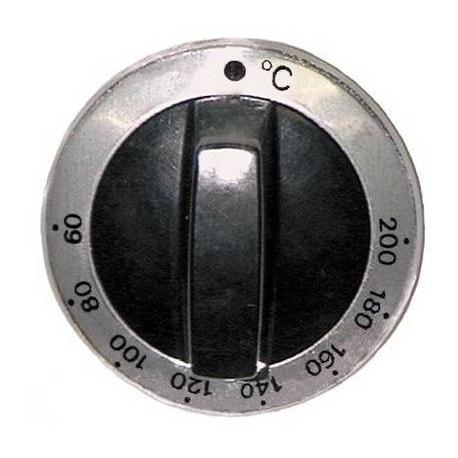 MANETTE í63MM TMINI 60°C TMAXI 200°C AXE 6X4 - TIQ7295