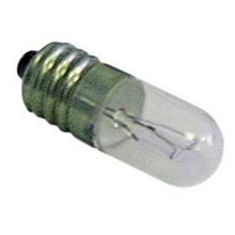 LAMPE E10 24V/3W L=28MM 10MM - TIQ9571