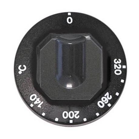 TIQ7387-MANETTE ROTATIVE 70MM
