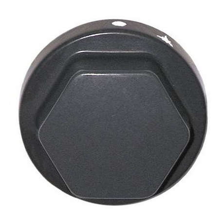 MANETTE ROBINET GAZ í70MM AXE í8X6.5MM - TIQ7381