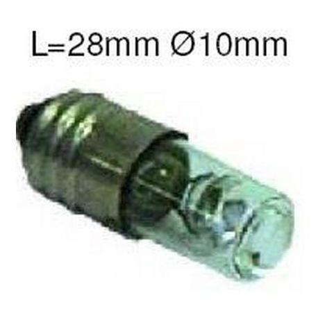 FLUORESCENT LAMP E10/230V GREEN - TIQ9515