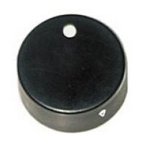 MANETTE ROTATIVE 40MM ROBINET ROBINET GAZ + FLAMME ALLUMAGE - TIQ7320