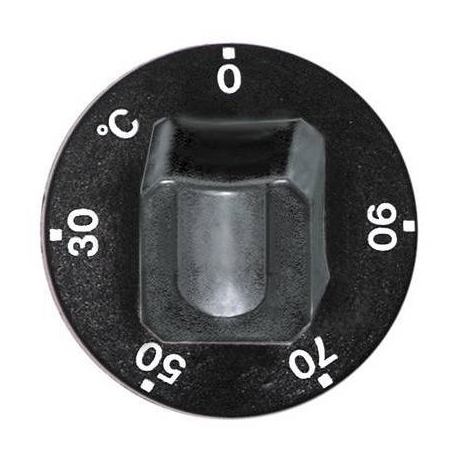 MANETTE ROTATIVE 55MM 30-90øC. - TIQ7337