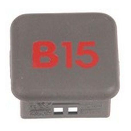 BOUCHON B-15 - PQQ28