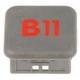 BOUCHON SYMBOLE B-11 - PQQ23