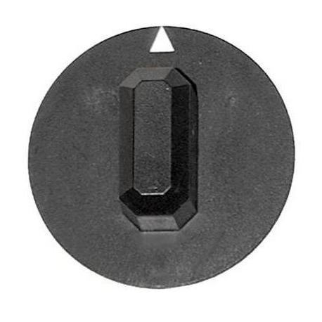 MANETTE AXE 6X4.6MM í44MM NOIRE ORIGINE - TIQ7458