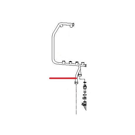 BRAS RINCAGE K/KD ORIGINE CIMBALI - PVYQ696