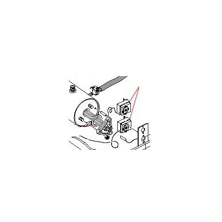 THERMOSTAT CHAUDIERE ORIGINE CIMBALI - PVYQ05