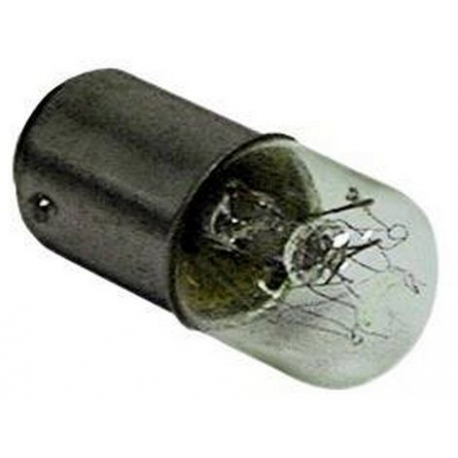 LAMPE BA15D 5-7W 230V L:35MM í16MM - TIQ9527