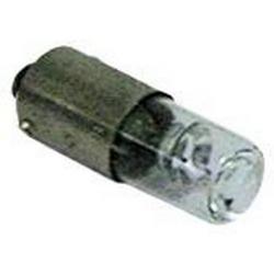 LAMPE NEON BA9S 380V L:28MM Ø10MM