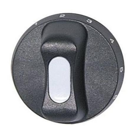 BOUTON POUSSOIR AXE 10-8 - TIQ8533