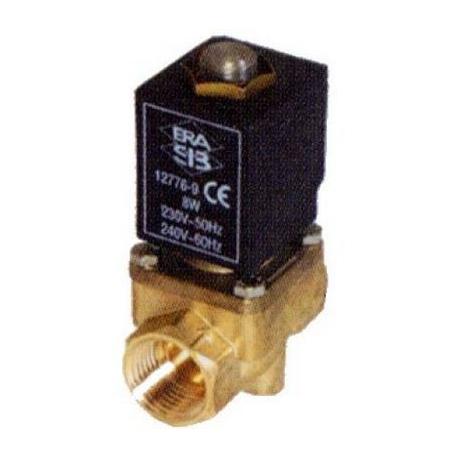 ELECTROVANNE ERA 2VOIES 8W 24V AC 50-60HZ ENTREE 3/8F - TIQ86