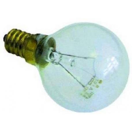 LAMPE FOUR E14/230V40W 300øVIS - TIQ9530