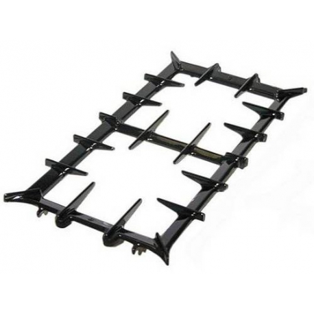 TIQ8673-GRILLE ETOILE EMAIL BRULEUR B