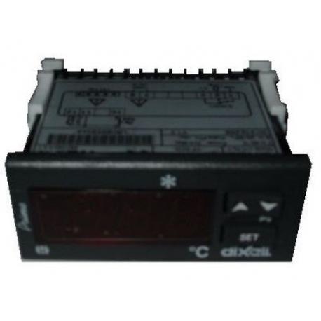 THERMOSTAT NUMERIQUE DIXELL XR20C 24V AC/DC L:71MM L:29MM - QUQ6761