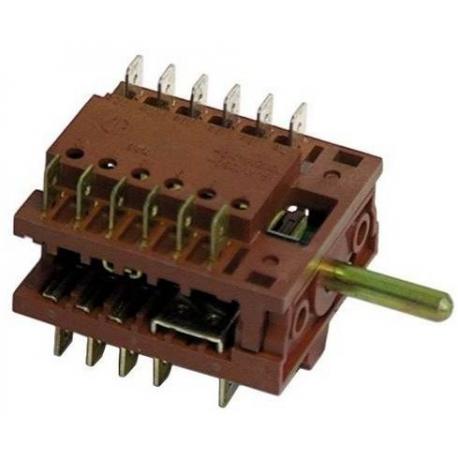 TIQ8759-COMMUTATEUR 250V 16A TMAXI 150°C