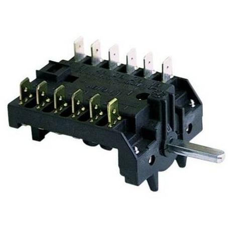 TIQ8763-COMMUTATEUR 4 POSITIONS 10A 400V 250V 16A TMAXI 150°C