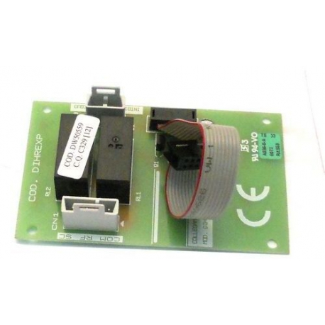 QUQ7624-PROGRAMMATEUR ELECTRIQUE OPTIONAL CARTE EXP-PS ORIGINE DIHR
