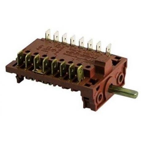 COMMUTATEUR 4 POSITIONS 250V 16A TMAXI 150°C ORIGINE - TIQ8796