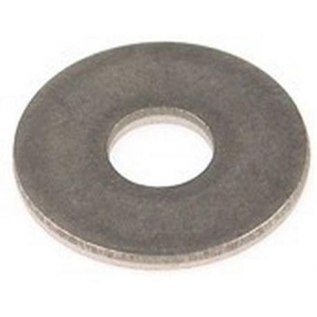 RONDELLE PLATE 8X16 INOX ORIGINE DIHR - QUQ787