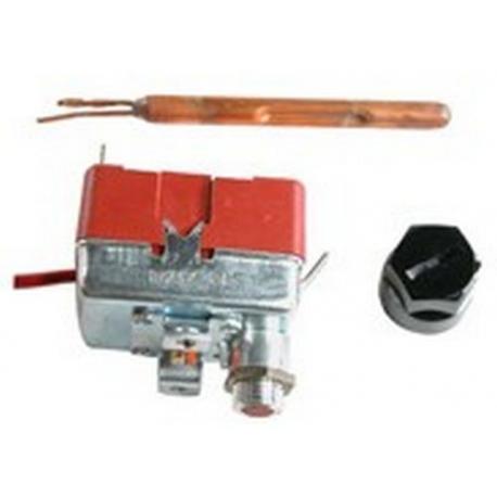THERMOSTAT DE SECURITE 250V 16A TMINI 90°C TMAXI 110°C - QUQ21