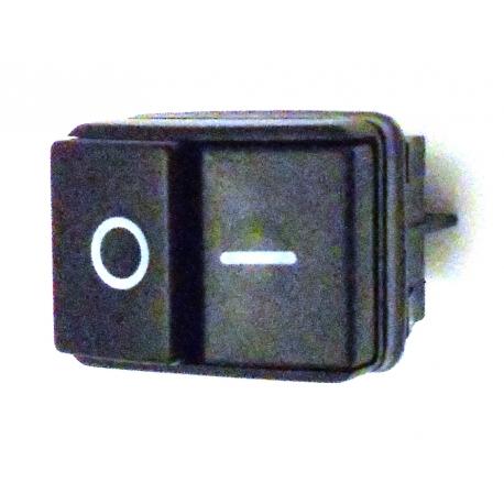 TIQ8850-INTERRUPTEUR TOUCHE NOIRE 16A