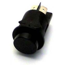 POUSSOIR MARENO/ELECTROLUX 1POLES NOIR 250V 16A Ø 25MM 85°C