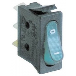 INTERRUPTEUR ELETTROBAR 1P 0-1 30X11MMM 250V 16A ORIGINE