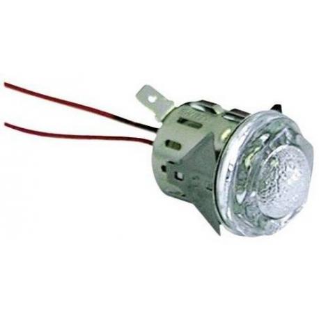 LAMPE HALOGENE FOUR 12V 20W - TIQ9509