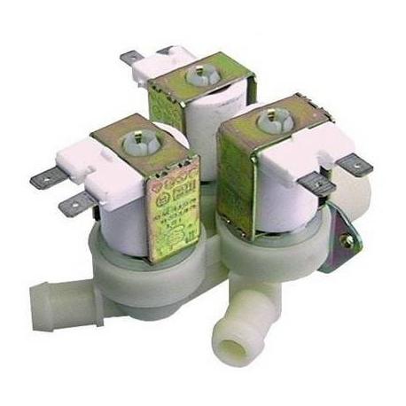 ELECTROVANNE 3VOIES 8W 220-240V AC 50-60HZ ENTREE 3/4M - TIQ9061