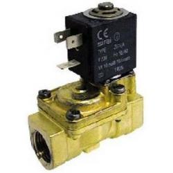 ELECTROVANNE 2VOIES 4W 230V AC 50-60HZ ENTREE 3/4F