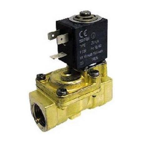 ELECTROVANNE 2VOIES 4W 230V AC 50-60HZ ENTREE 3/4F - TIQ9088