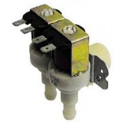 ELECTROVANNE 2X10MM 2VOIES 24V AC 50-60HZ ENTREE 3/4M