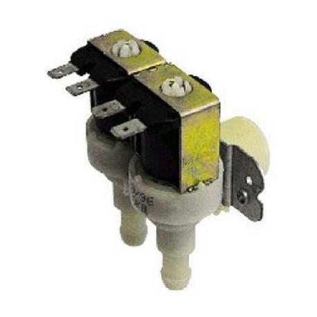 ELECTROVANNE 2X10MM 2VOIES 24V AC 50-60HZ ENTREE 3/4M - TIQ9005