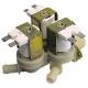ELECTROVANNE 3VOIES 5W 24V AC ENTREE 3/4M SORTIE 3X10MM - TIQ9001